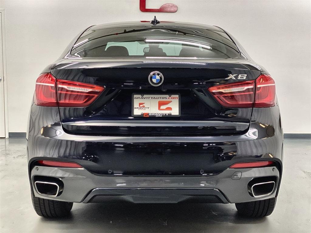 Used 2018 BMW X6 sDrive35i for sale $46,777 at Gravity Autos Marietta in Marietta GA 30060 8