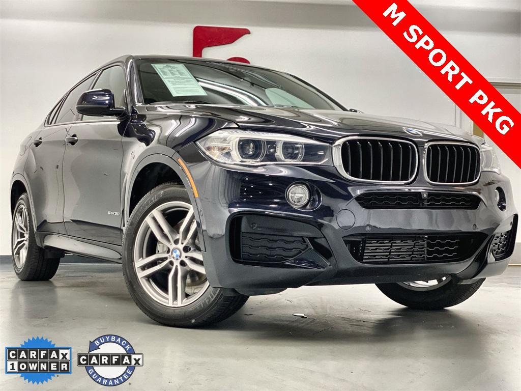 Used 2018 BMW X6 sDrive35i for sale $46,777 at Gravity Autos Marietta in Marietta GA 30060 1