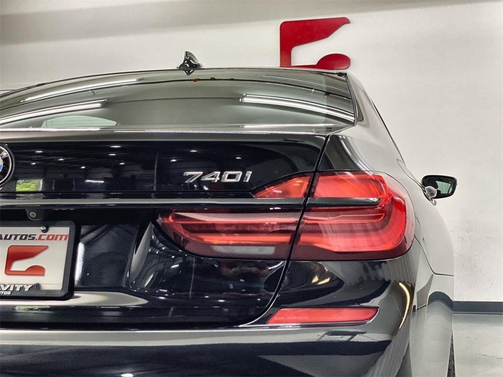 Used 2019 BMW 7 Series 740i for sale $49,998 at Gravity Autos Marietta in Marietta GA 30060 11