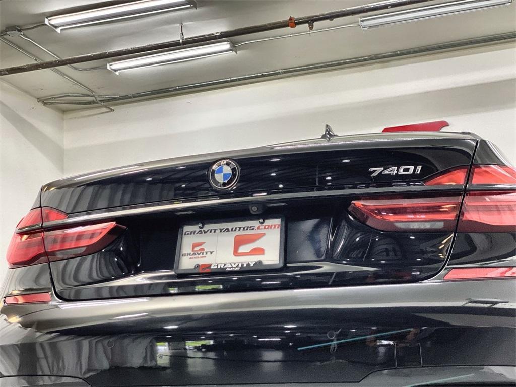 Used 2019 BMW 7 Series 740i for sale $49,998 at Gravity Autos Marietta in Marietta GA 30060 12