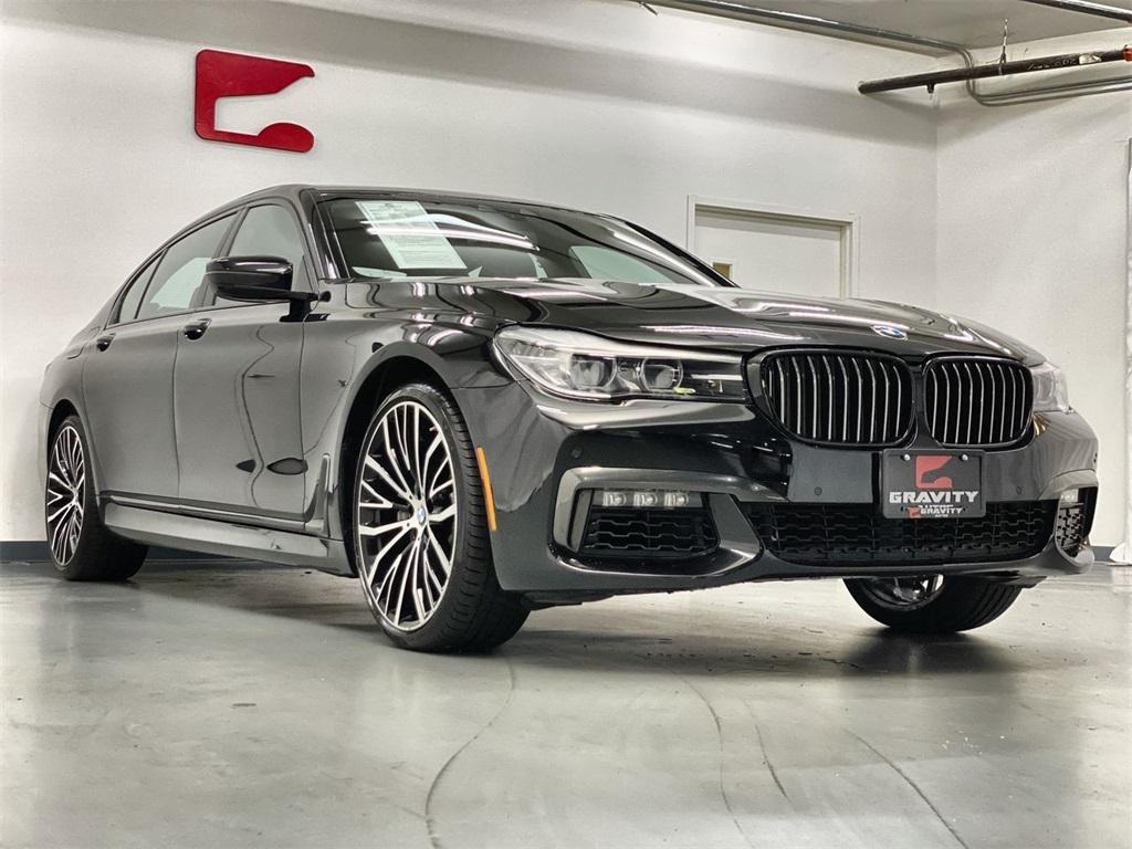 Used 2019 BMW 7 Series 740i for sale $49,998 at Gravity Autos Marietta in Marietta GA 30060 2