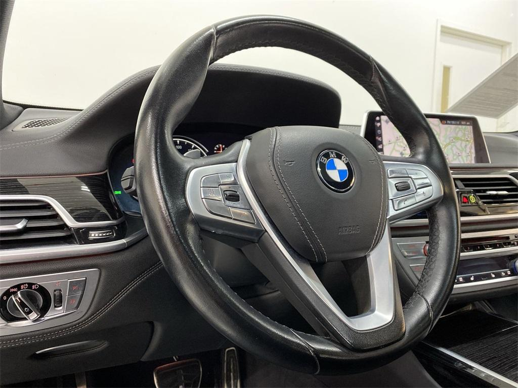 Used 2019 BMW 7 Series 740i for sale $49,998 at Gravity Autos Marietta in Marietta GA 30060 24