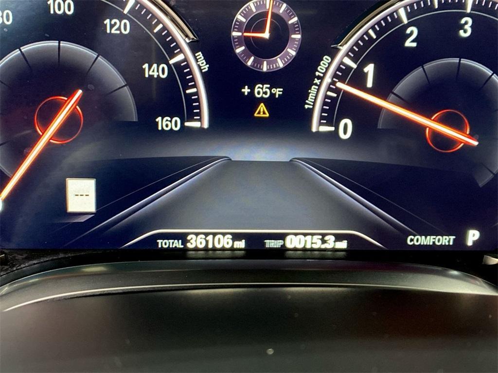 Used 2019 BMW 7 Series 740i for sale $49,998 at Gravity Autos Marietta in Marietta GA 30060 27