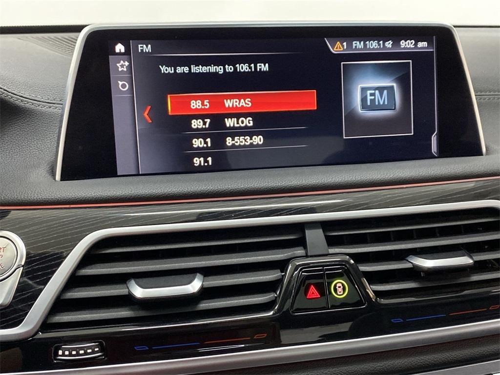 Used 2019 BMW 7 Series 740i for sale $49,998 at Gravity Autos Marietta in Marietta GA 30060 33