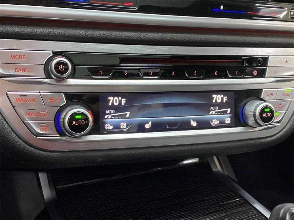 Used 2019 BMW 7 Series 740i for sale $49,998 at Gravity Autos Marietta in Marietta GA 30060 34