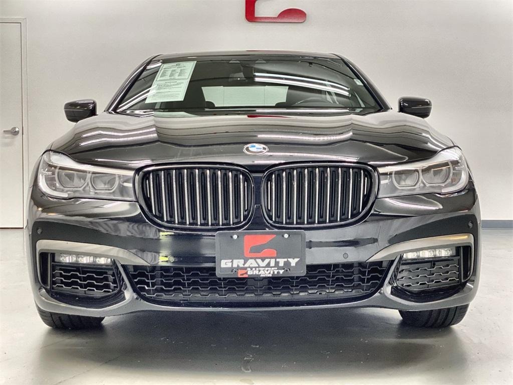 Used 2019 BMW 7 Series 740i for sale $49,998 at Gravity Autos Marietta in Marietta GA 30060 4