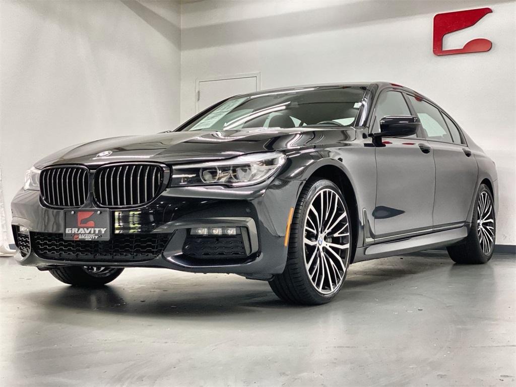 Used 2019 BMW 7 Series 740i for sale $49,998 at Gravity Autos Marietta in Marietta GA 30060 6