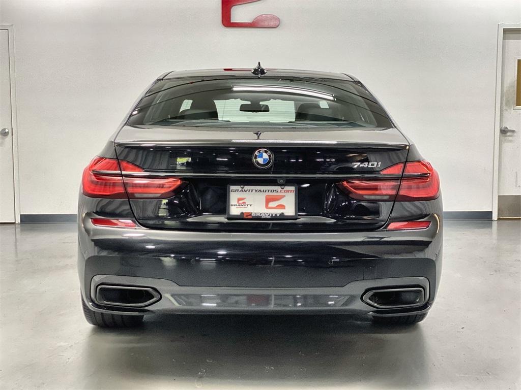 Used 2019 BMW 7 Series 740i for sale $49,998 at Gravity Autos Marietta in Marietta GA 30060 8