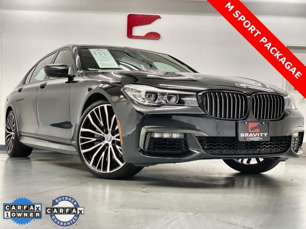 Used 2019 BMW 7 Series 740i for sale $48,444 at Gravity Autos Marietta in Marietta GA