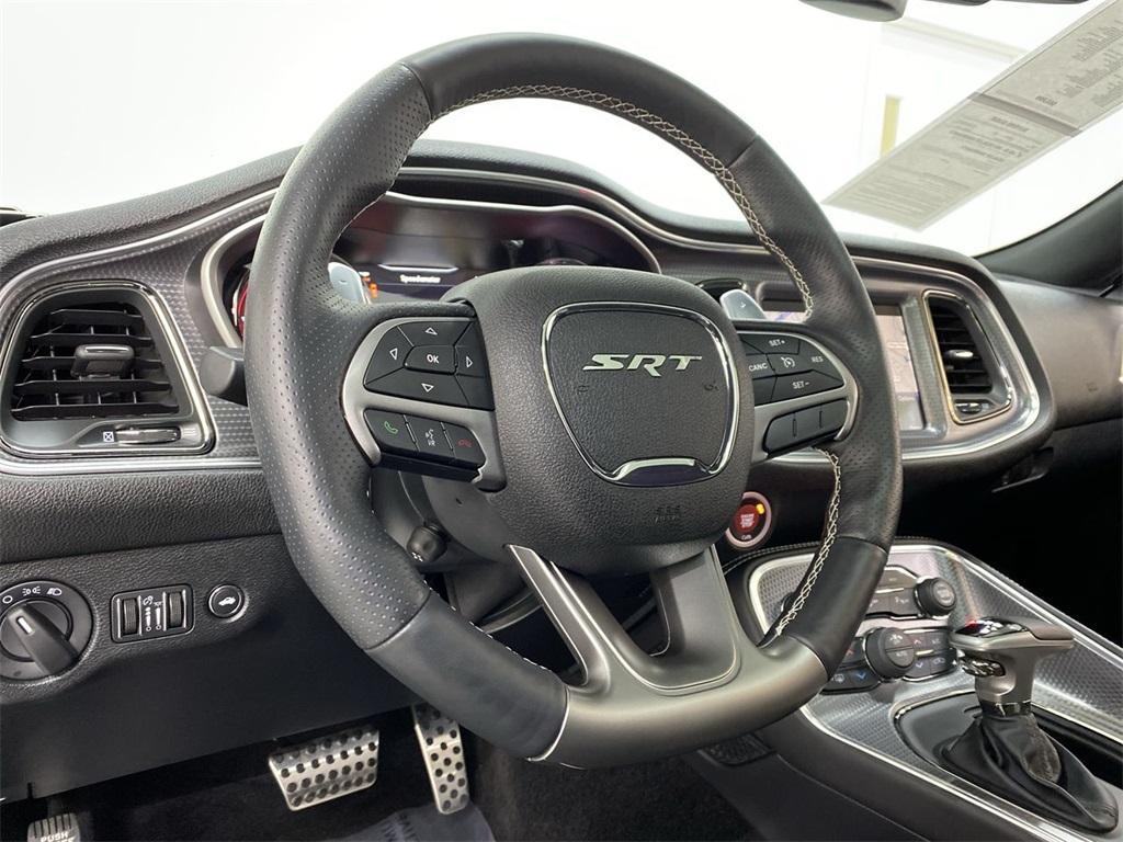 Used 2016 Dodge Challenger SRT Hellcat for sale $61,999 at Gravity Autos Marietta in Marietta GA 30060 23