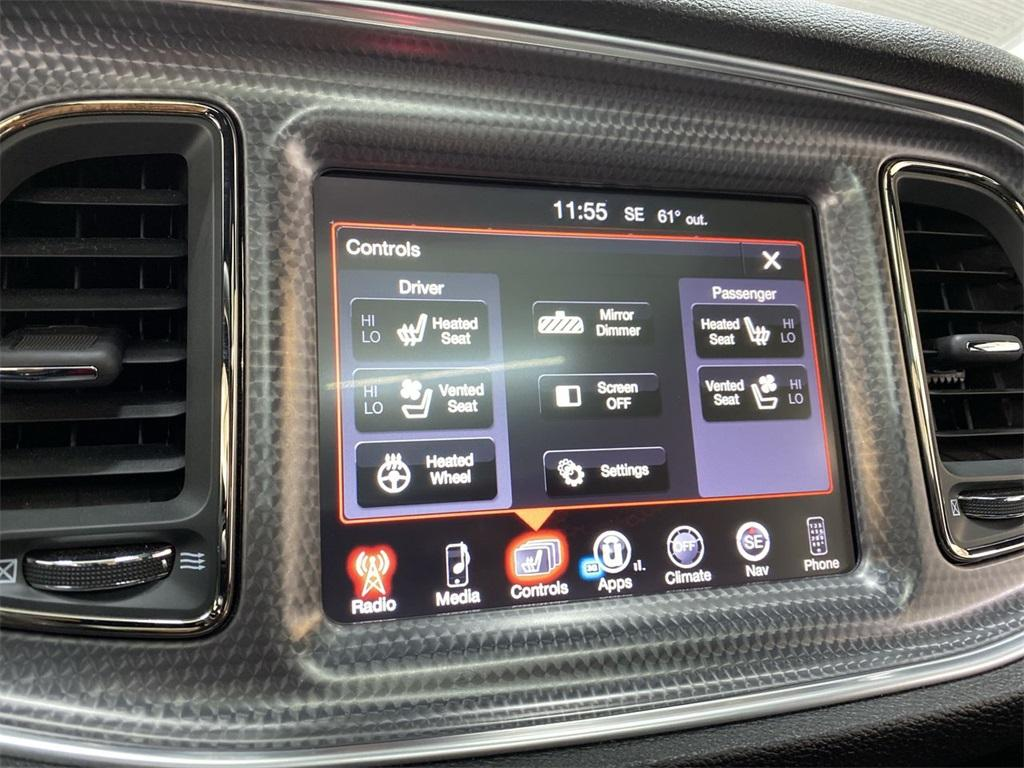 Used 2016 Dodge Challenger SRT Hellcat for sale $61,999 at Gravity Autos Marietta in Marietta GA 30060 33