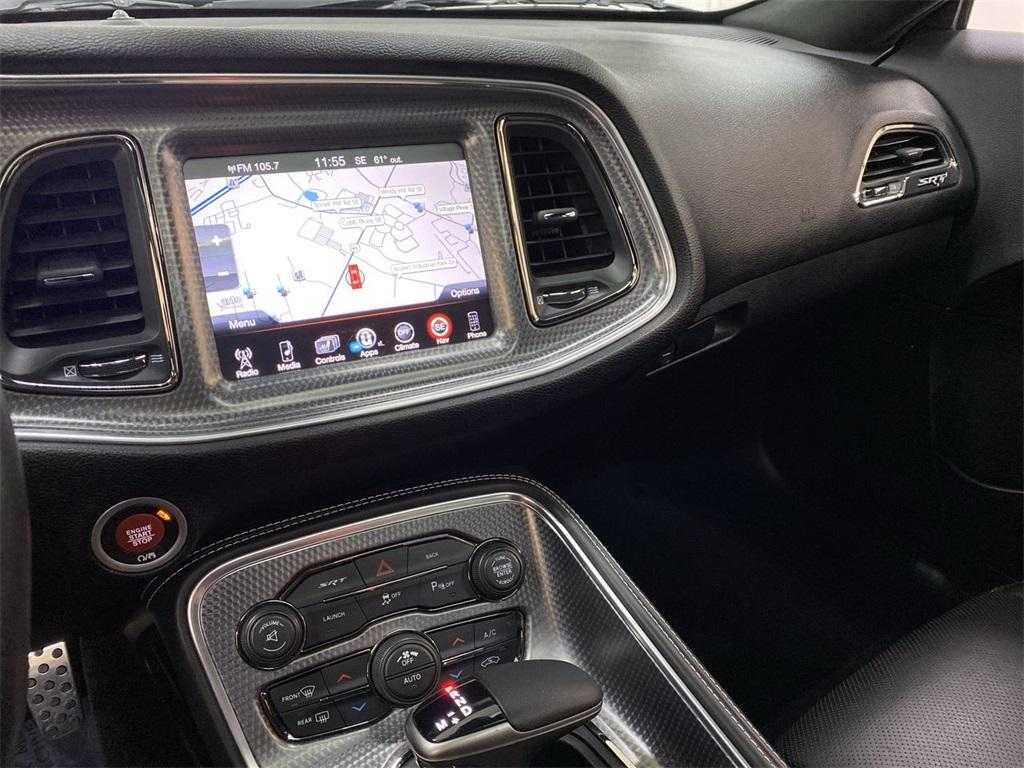 Used 2016 Dodge Challenger SRT Hellcat for sale $61,999 at Gravity Autos Marietta in Marietta GA 30060 37