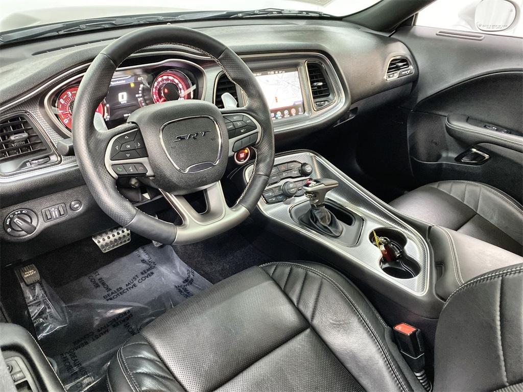 Used 2016 Dodge Challenger SRT Hellcat for sale $61,999 at Gravity Autos Marietta in Marietta GA 30060 39