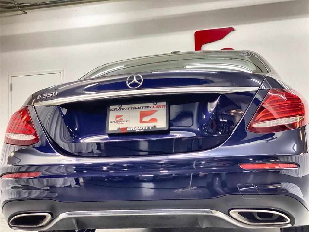 Used 2020 Mercedes-Benz E-Class E 350 for sale $46,777 at Gravity Autos Marietta in Marietta GA 30060 12