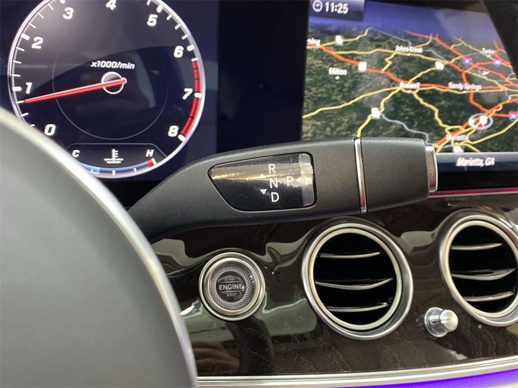 Used 2020 Mercedes-Benz E-Class E 350 for sale $46,777 at Gravity Autos Marietta in Marietta GA 30060 35