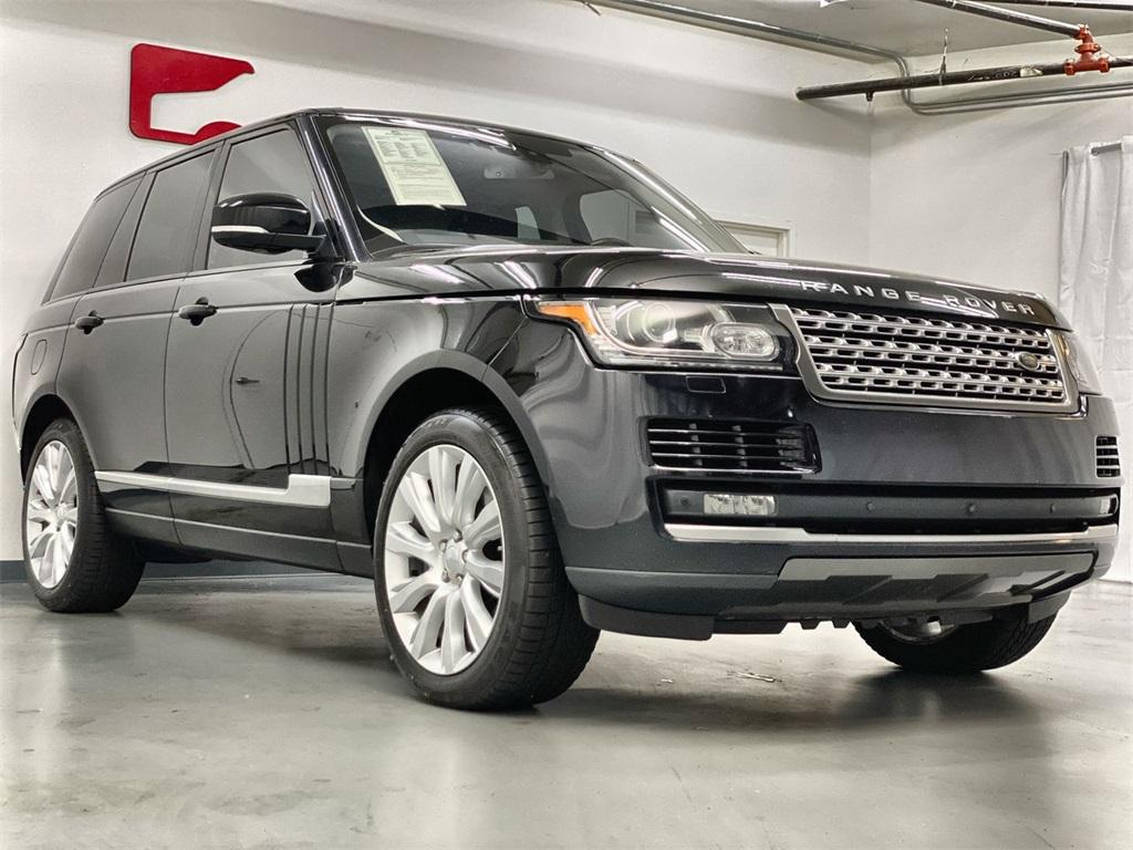 Used 2016 Land Rover Range Rover 5.0L V8 Supercharged for sale Sold at Gravity Autos Marietta in Marietta GA 30060 2