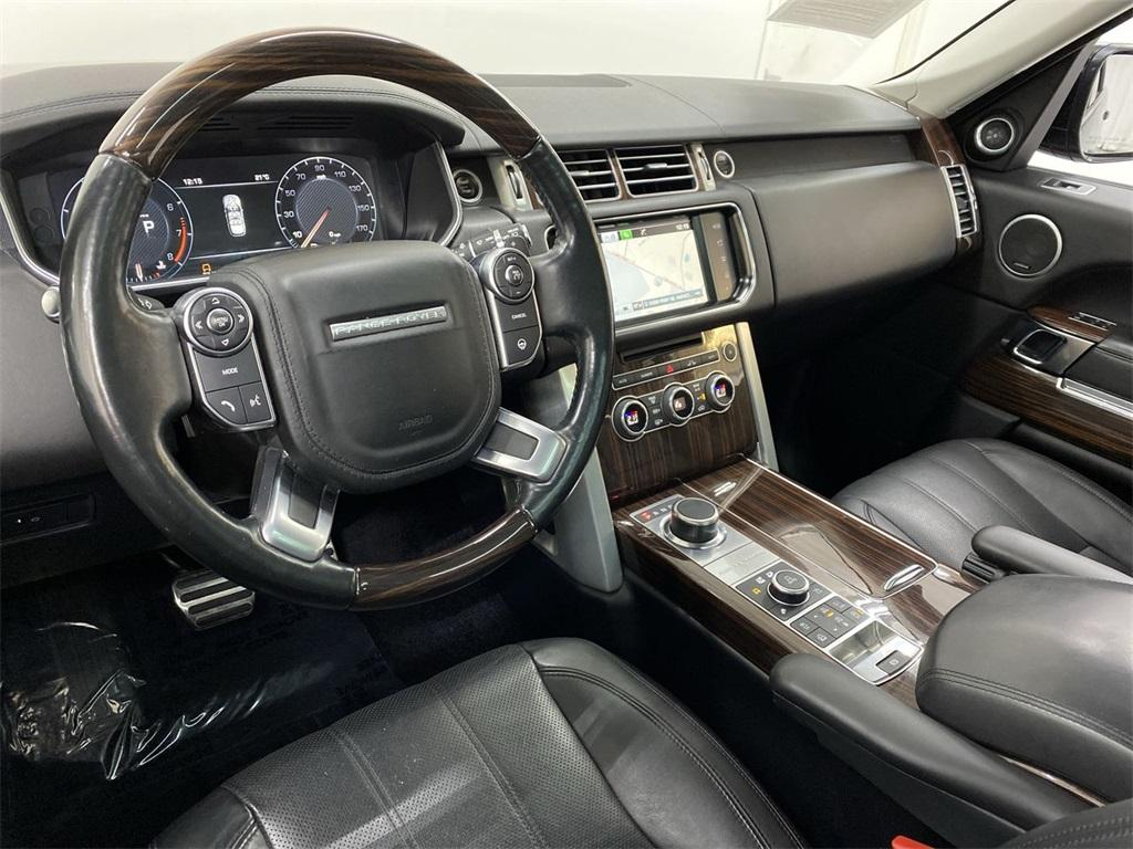 Used 2016 Land Rover Range Rover 5.0L V8 Supercharged for sale Sold at Gravity Autos Marietta in Marietta GA 30060 40