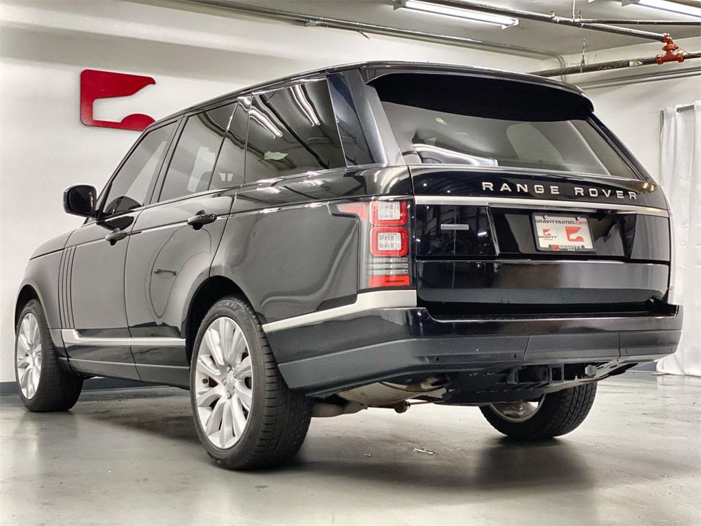 Used 2016 Land Rover Range Rover 5.0L V8 Supercharged for sale Sold at Gravity Autos Marietta in Marietta GA 30060 7