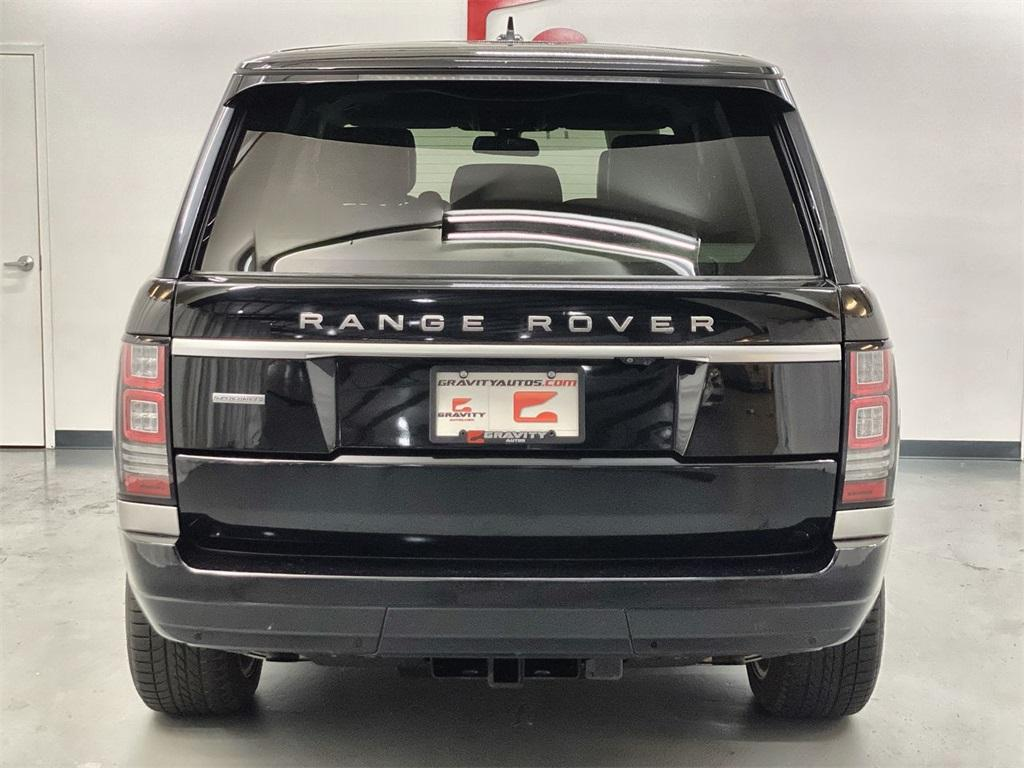 Used 2016 Land Rover Range Rover 5.0L V8 Supercharged for sale Sold at Gravity Autos Marietta in Marietta GA 30060 8