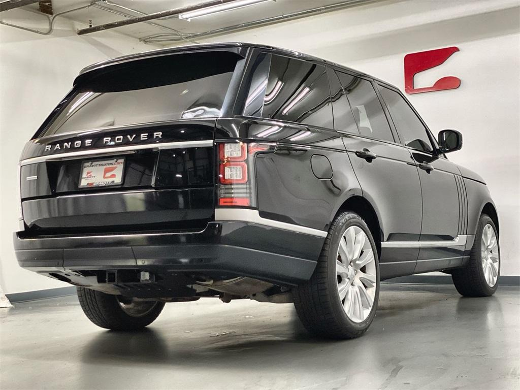 Used 2016 Land Rover Range Rover 5.0L V8 Supercharged for sale Sold at Gravity Autos Marietta in Marietta GA 30060 9