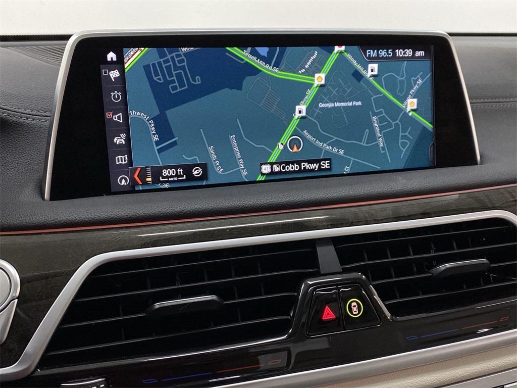 Used 2018 BMW 7 Series 750i xDrive for sale Sold at Gravity Autos Marietta in Marietta GA 30060 33