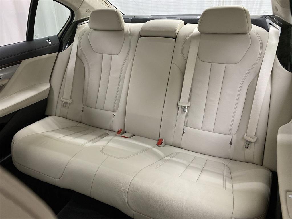 Used 2018 BMW 7 Series 750i xDrive for sale Sold at Gravity Autos Marietta in Marietta GA 30060 44