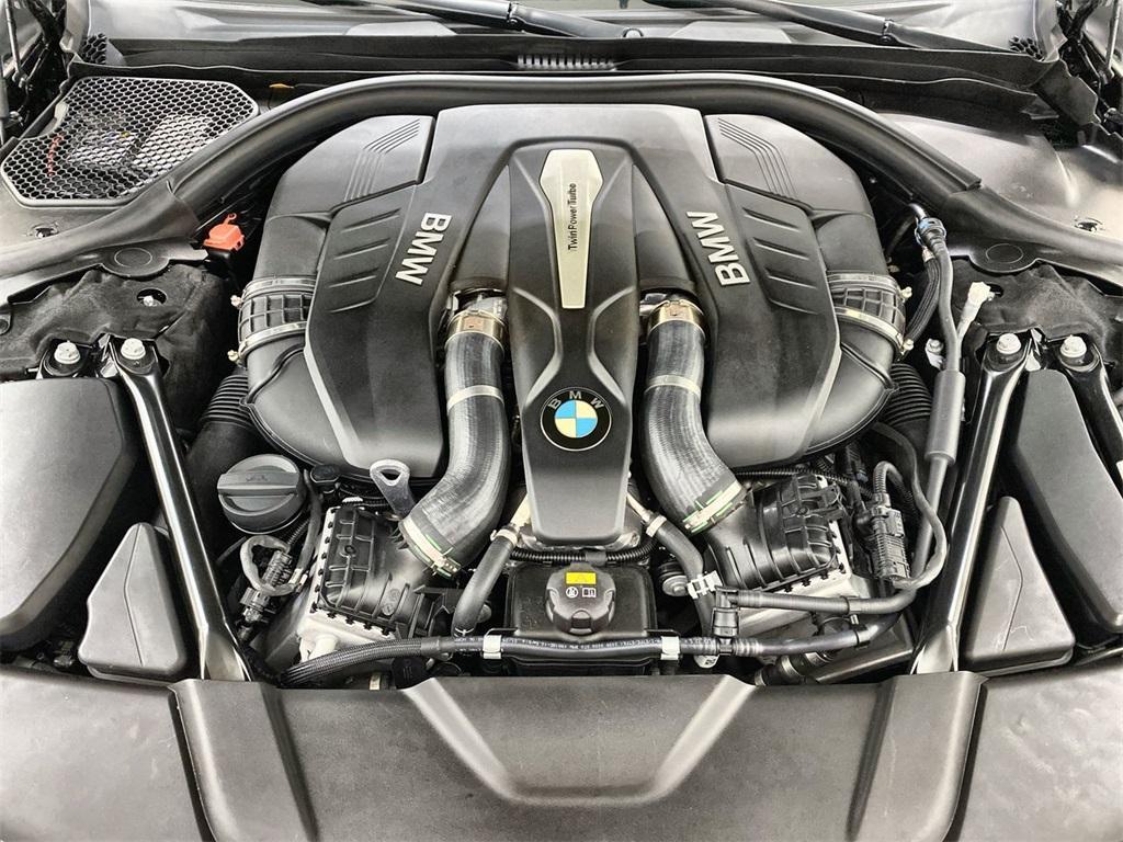 Used 2018 BMW 7 Series 750i xDrive for sale Sold at Gravity Autos Marietta in Marietta GA 30060 50
