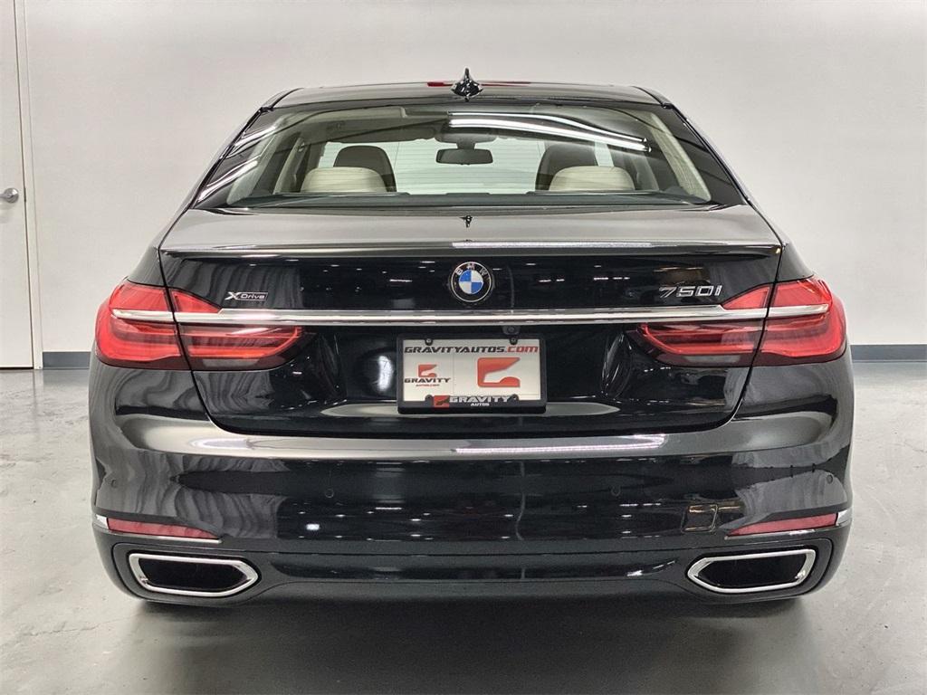 Used 2018 BMW 7 Series 750i xDrive for sale Sold at Gravity Autos Marietta in Marietta GA 30060 8