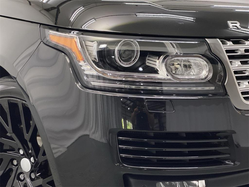 Used 2017 Land Rover Range Rover HSE for sale $61,888 at Gravity Autos Marietta in Marietta GA 30060 10