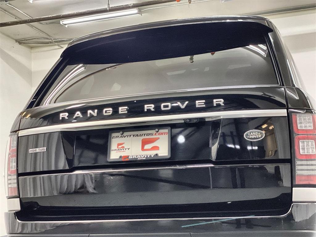 Used 2017 Land Rover Range Rover HSE for sale $61,888 at Gravity Autos Marietta in Marietta GA 30060 12
