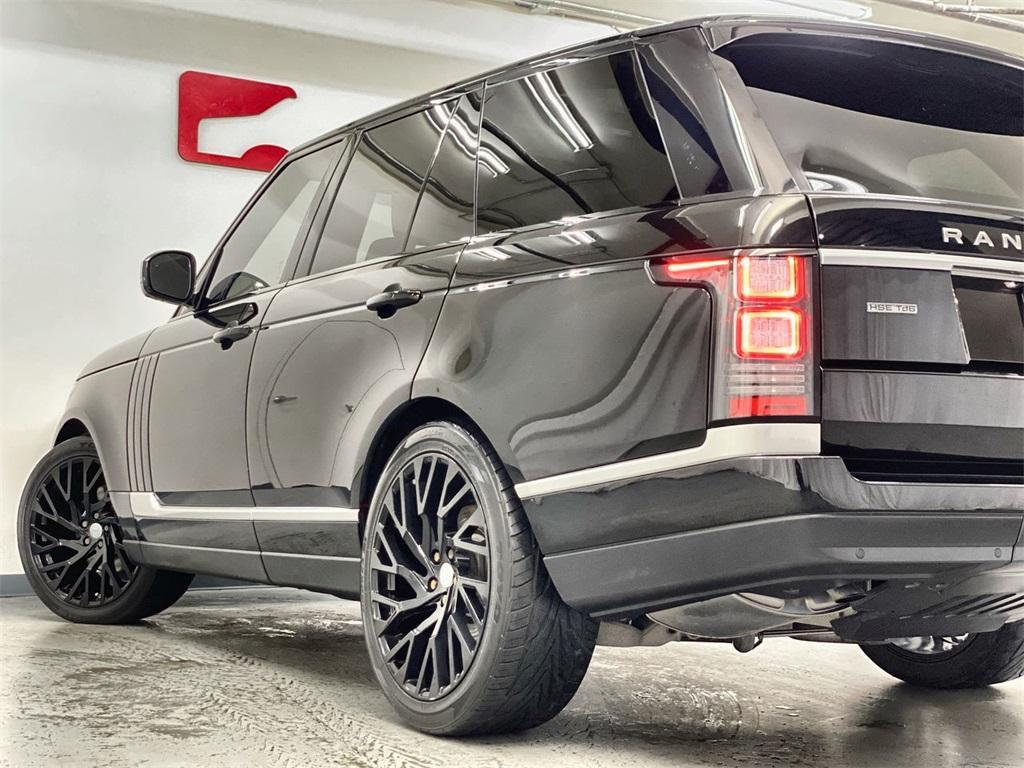 Used 2017 Land Rover Range Rover HSE for sale $61,888 at Gravity Autos Marietta in Marietta GA 30060 13