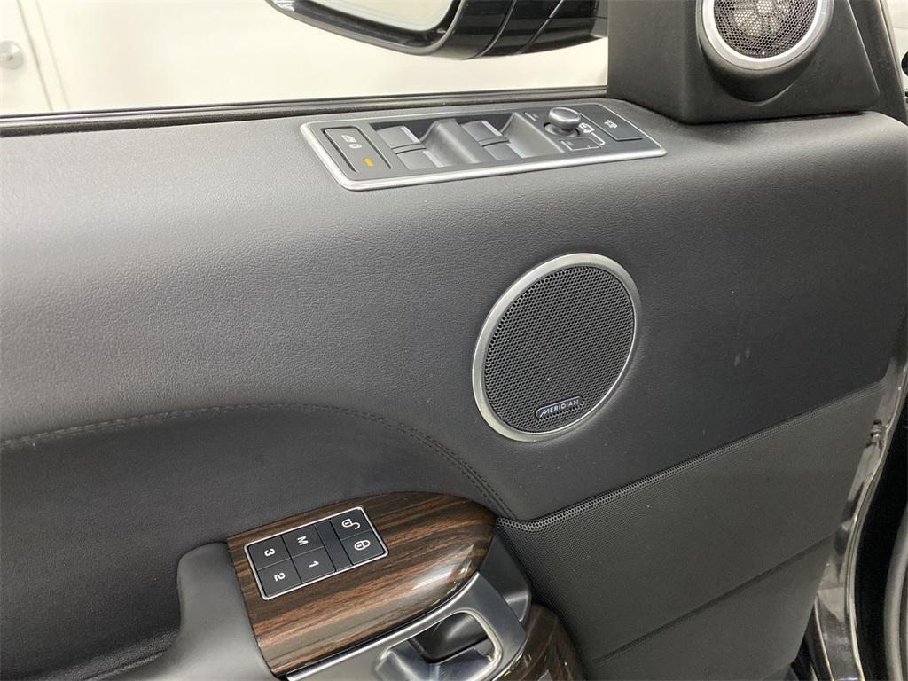 Used 2017 Land Rover Range Rover HSE for sale $61,888 at Gravity Autos Marietta in Marietta GA 30060 21