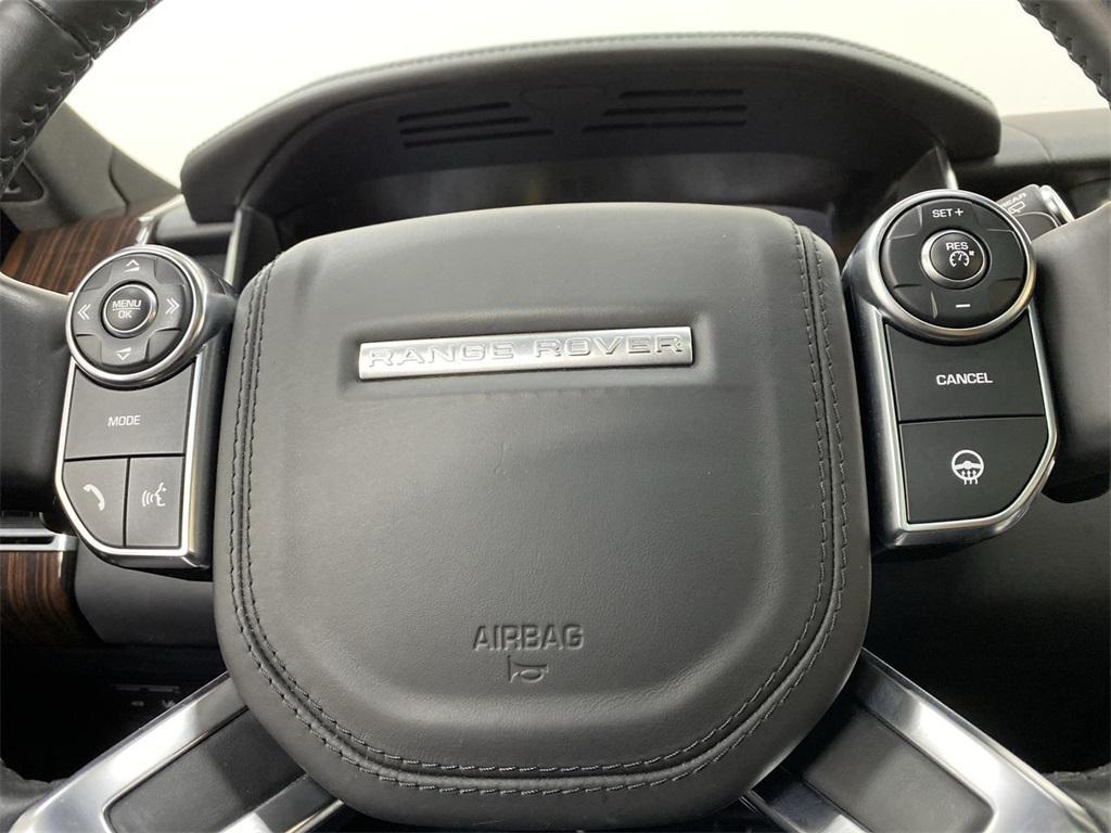Used 2017 Land Rover Range Rover HSE for sale $61,888 at Gravity Autos Marietta in Marietta GA 30060 26