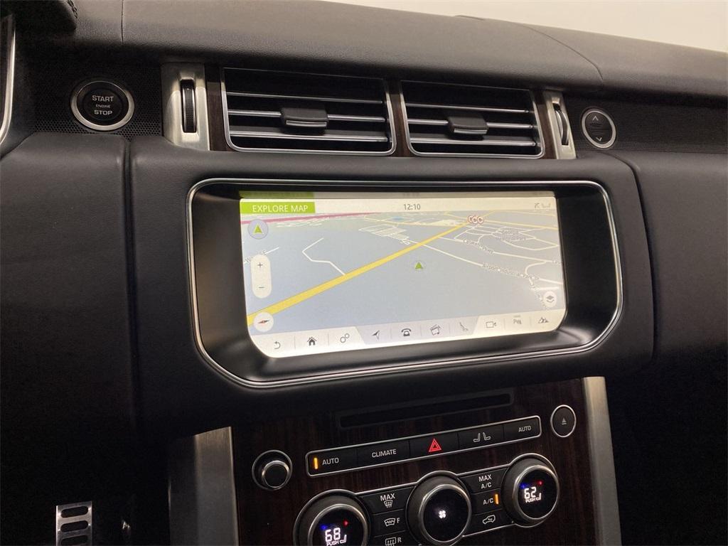 Used 2017 Land Rover Range Rover HSE for sale $61,888 at Gravity Autos Marietta in Marietta GA 30060 31