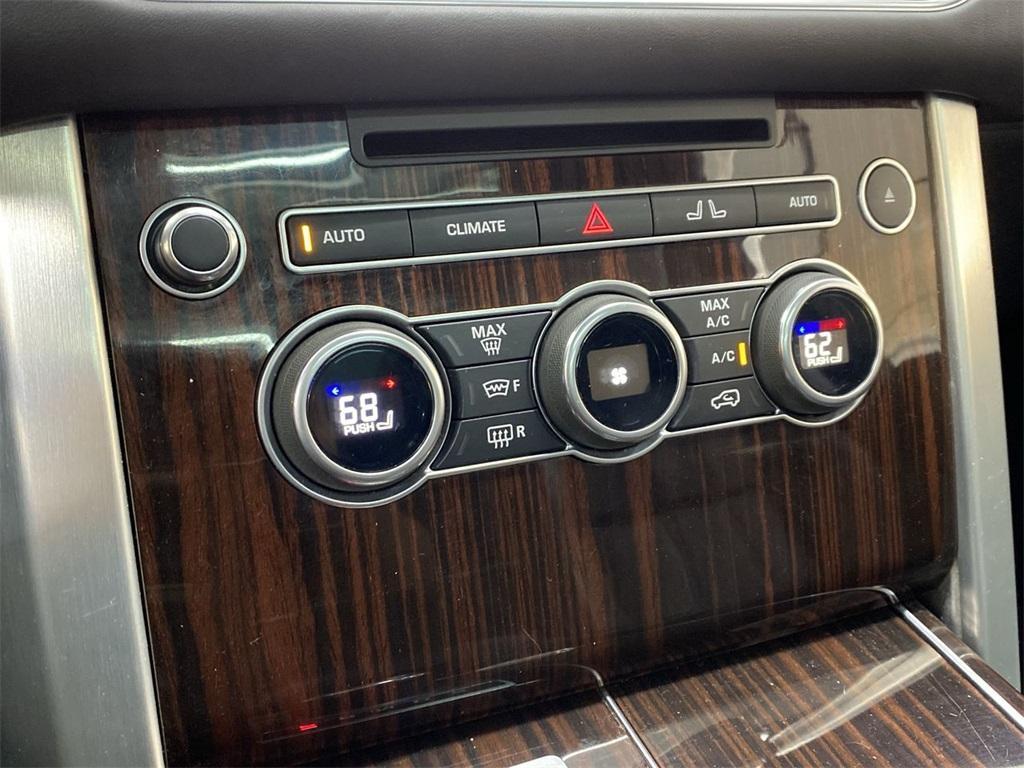 Used 2017 Land Rover Range Rover HSE for sale $61,888 at Gravity Autos Marietta in Marietta GA 30060 34