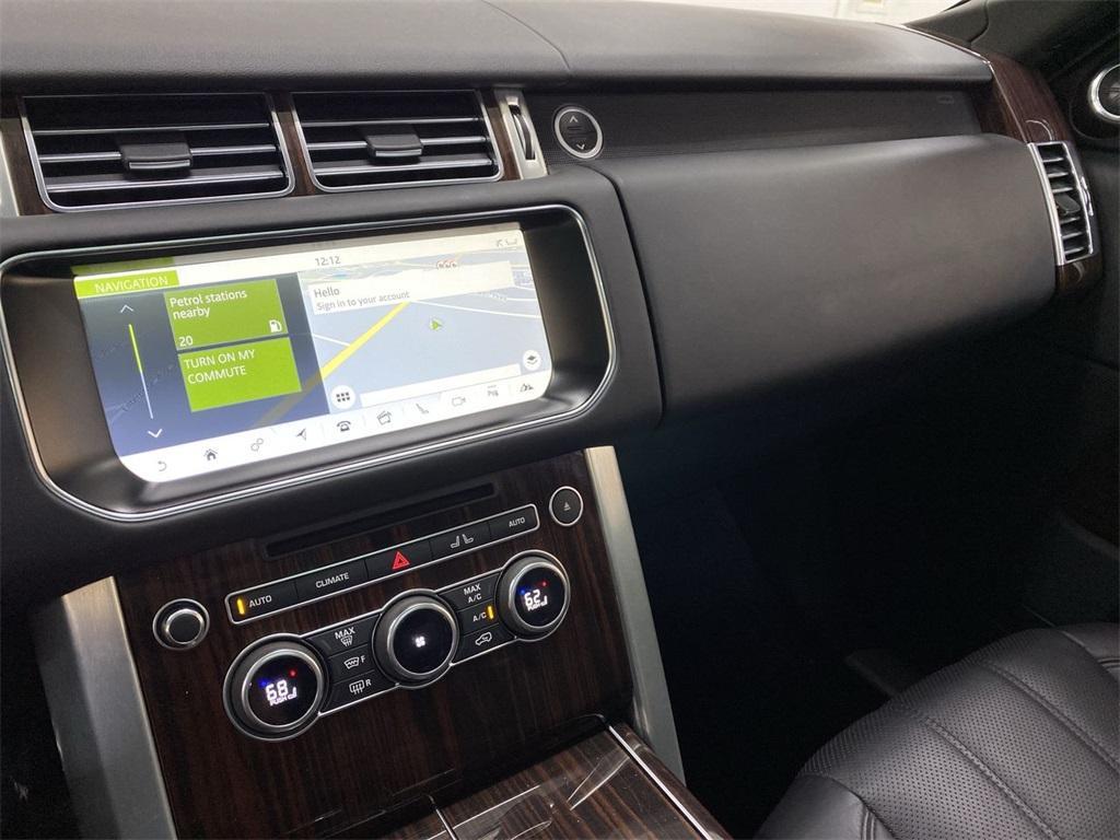 Used 2017 Land Rover Range Rover HSE for sale $61,888 at Gravity Autos Marietta in Marietta GA 30060 39
