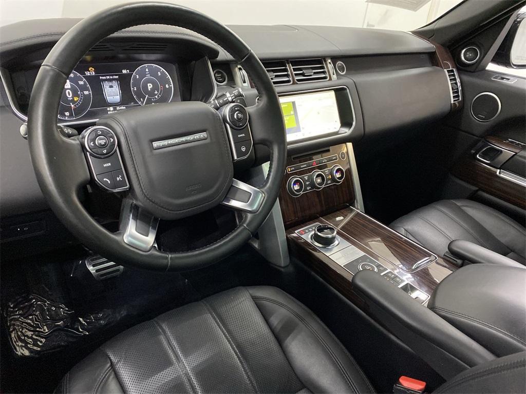 Used 2017 Land Rover Range Rover HSE for sale $61,888 at Gravity Autos Marietta in Marietta GA 30060 41