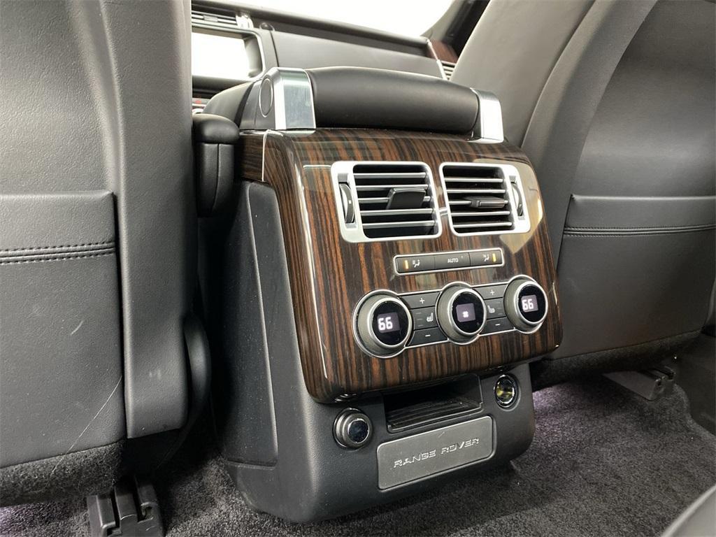Used 2017 Land Rover Range Rover HSE for sale $61,888 at Gravity Autos Marietta in Marietta GA 30060 43