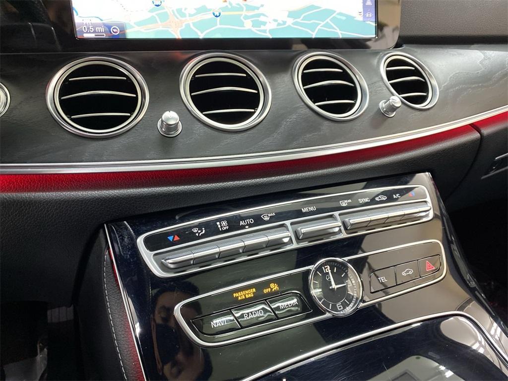 Used 2017 Mercedes-Benz E-Class E 300 for sale Sold at Gravity Autos Marietta in Marietta GA 30060 34