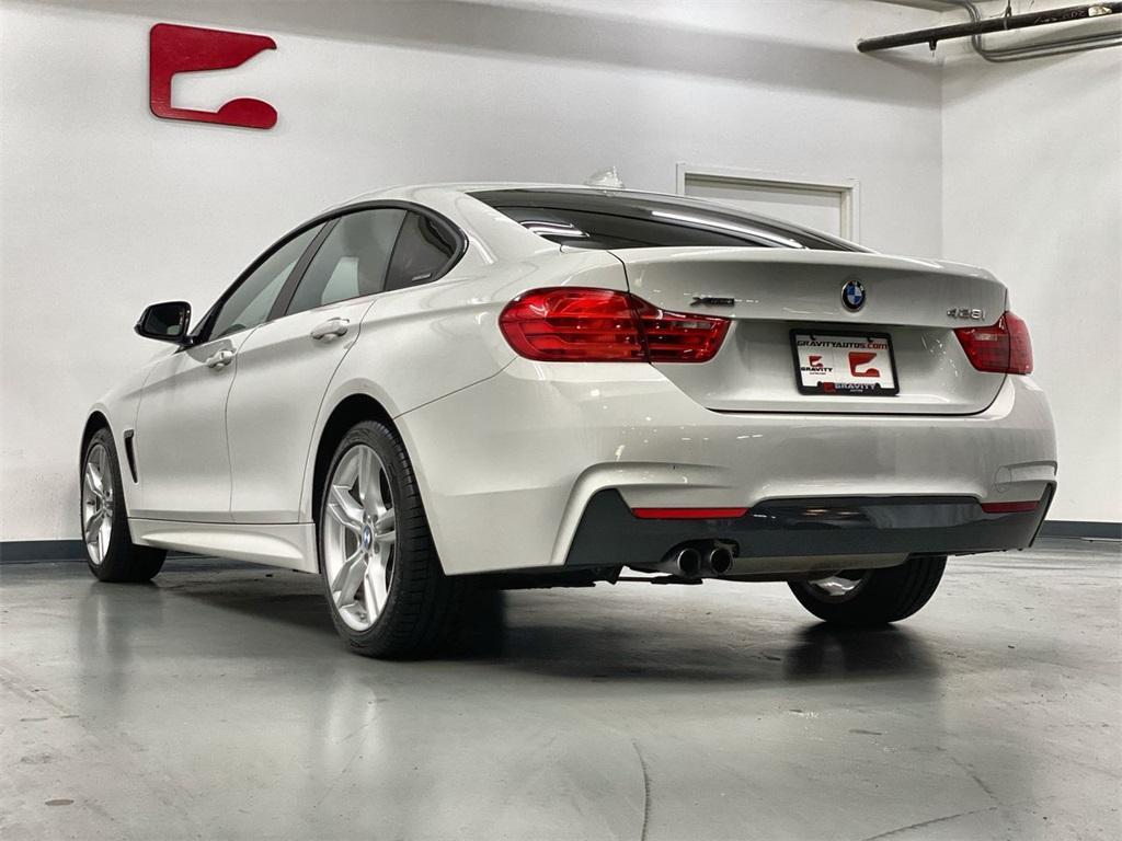 Used 2015 BMW 4 Series 428i xDrive Gran Coupe for sale $22,698 at Gravity Autos Marietta in Marietta GA 30060 7