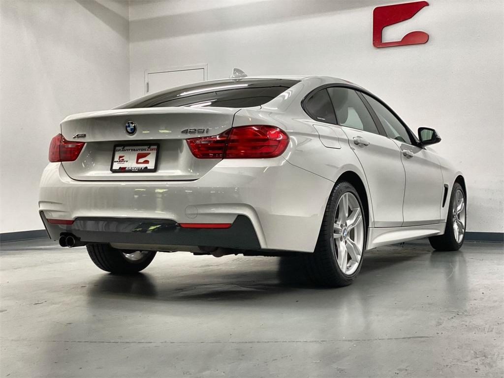 Used 2015 BMW 4 Series 428i xDrive Gran Coupe for sale $22,698 at Gravity Autos Marietta in Marietta GA 30060 9