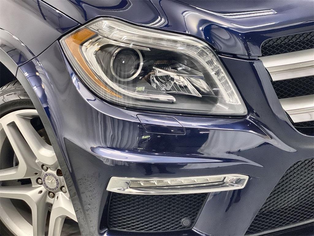 Used 2015 Mercedes-Benz GL-Class GL 550 for sale $38,988 at Gravity Autos Marietta in Marietta GA 30060 10