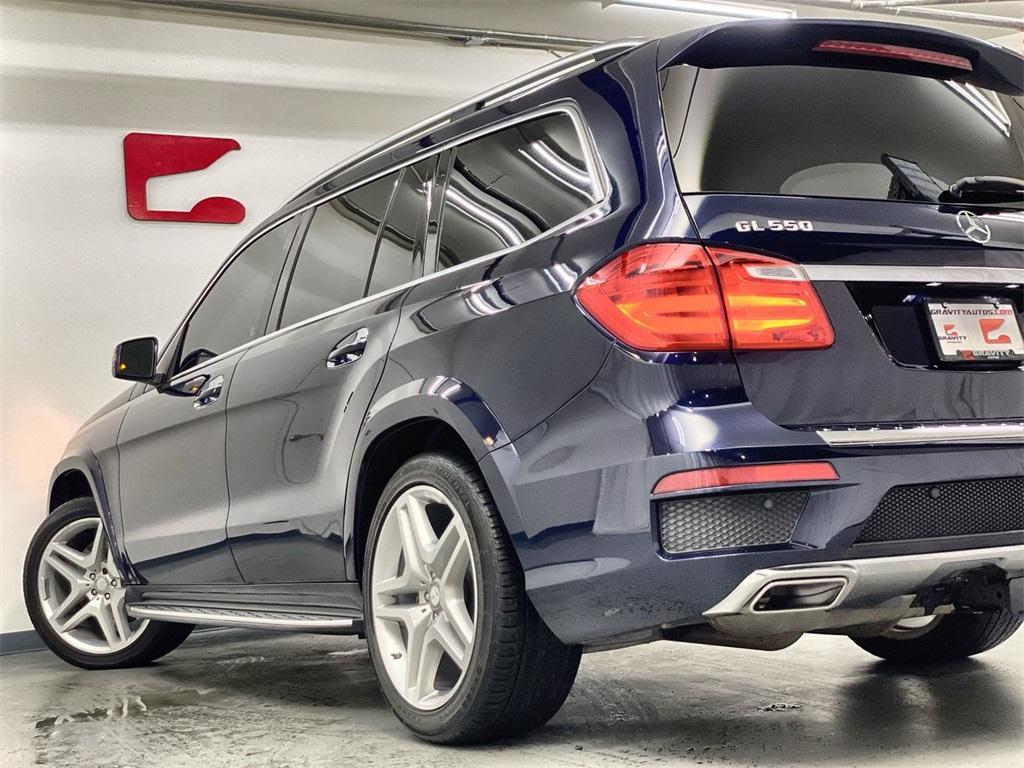 Used 2015 Mercedes-Benz GL-Class GL 550 for sale $38,988 at Gravity Autos Marietta in Marietta GA 30060 13