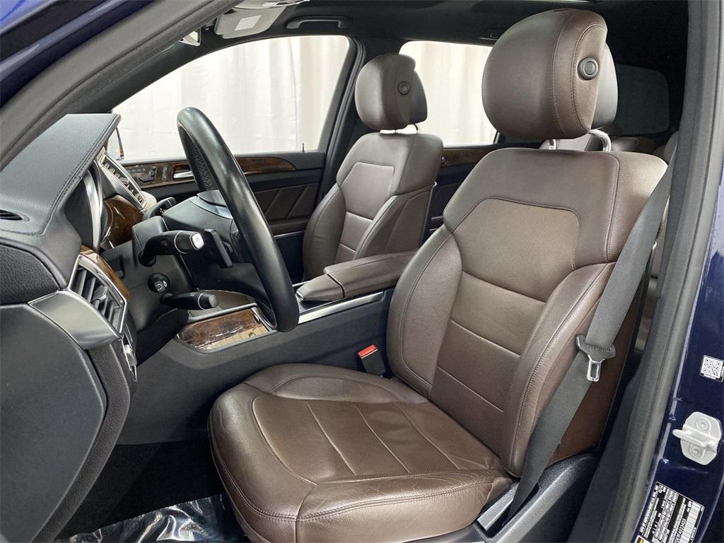 Used 2015 Mercedes-Benz GL-Class GL 550 for sale $38,988 at Gravity Autos Marietta in Marietta GA 30060 17