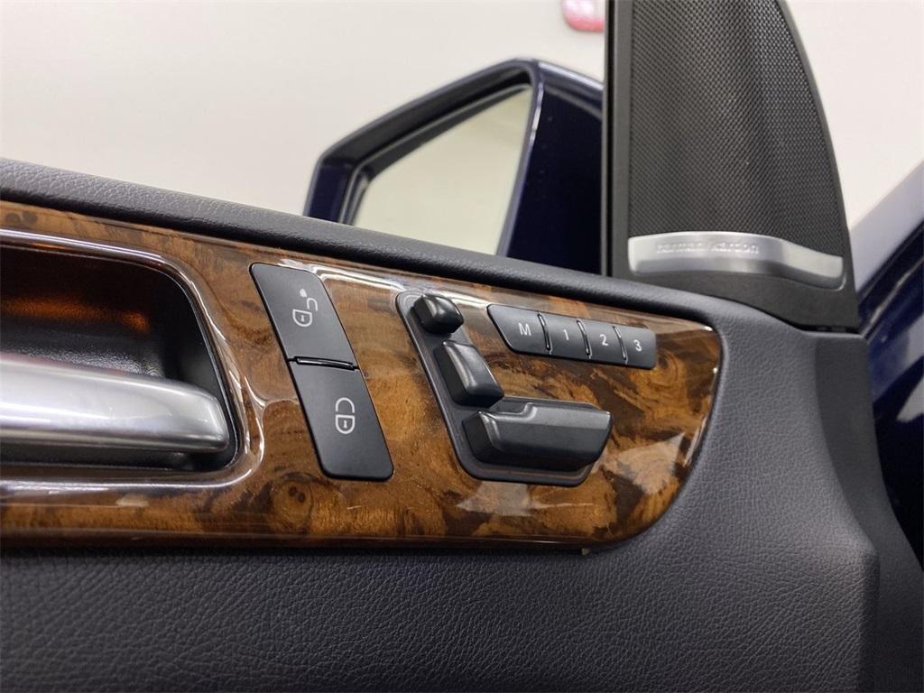 Used 2015 Mercedes-Benz GL-Class GL 550 for sale $38,988 at Gravity Autos Marietta in Marietta GA 30060 18