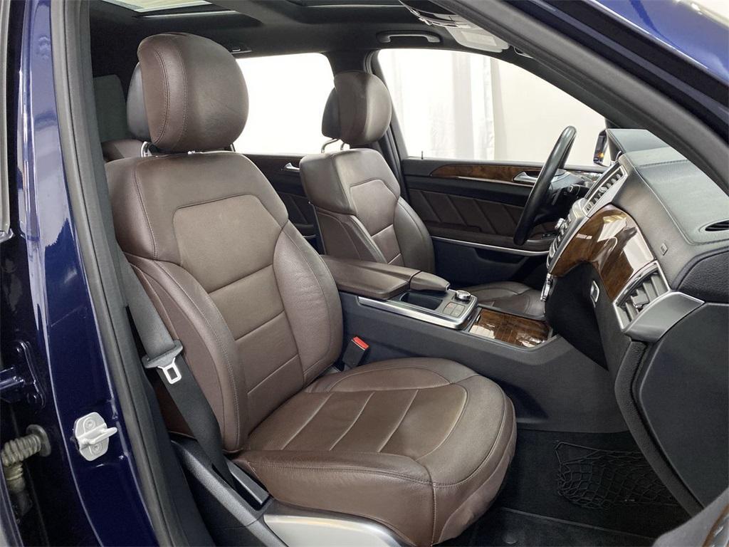 Used 2015 Mercedes-Benz GL-Class GL 550 for sale $38,988 at Gravity Autos Marietta in Marietta GA 30060 19