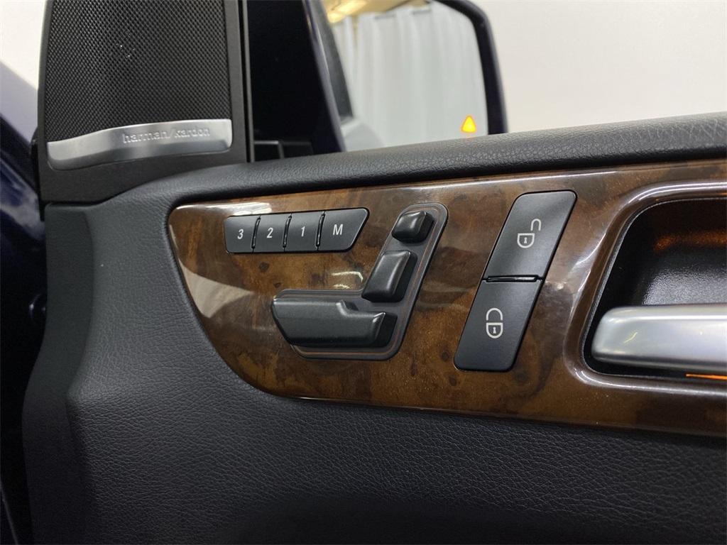 Used 2015 Mercedes-Benz GL-Class GL 550 for sale $38,988 at Gravity Autos Marietta in Marietta GA 30060 20