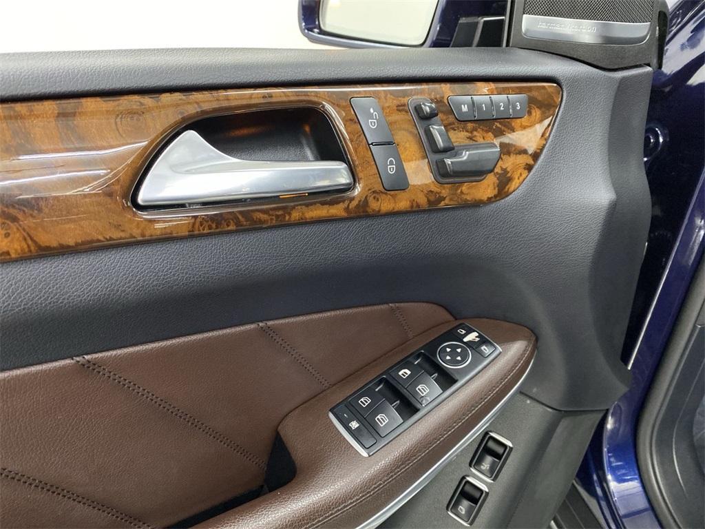 Used 2015 Mercedes-Benz GL-Class GL 550 for sale $38,988 at Gravity Autos Marietta in Marietta GA 30060 21