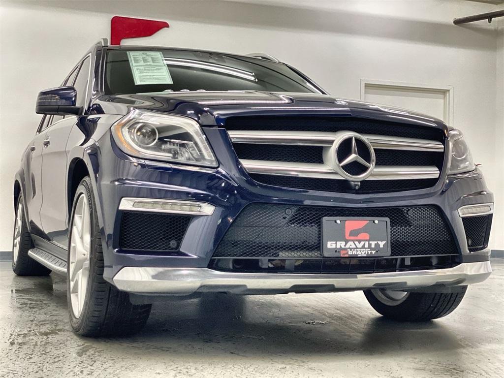 Used 2015 Mercedes-Benz GL-Class GL 550 for sale $38,988 at Gravity Autos Marietta in Marietta GA 30060 3