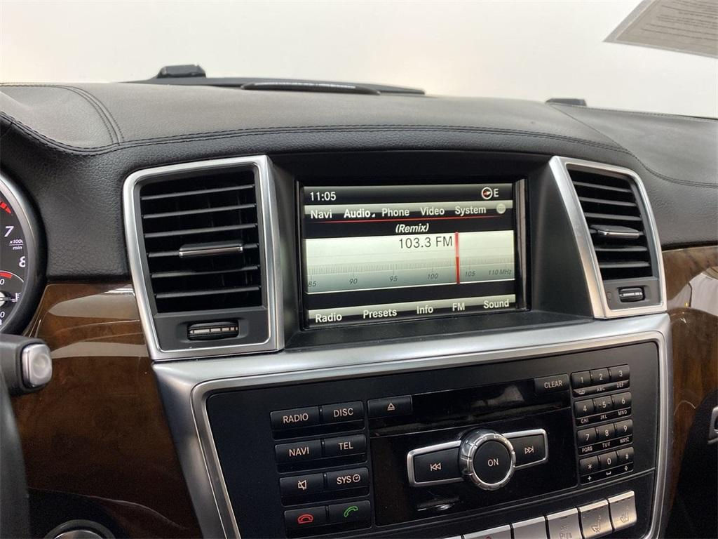 Used 2015 Mercedes-Benz GL-Class GL 550 for sale $38,988 at Gravity Autos Marietta in Marietta GA 30060 32